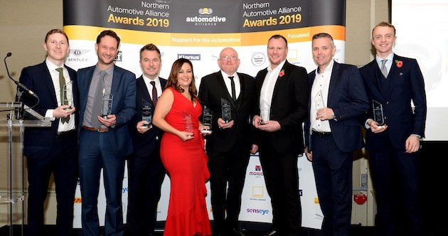 Hylomar Wins Big at the Northern Automotive Alliance Awards!