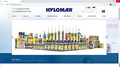 Hylomar Launches New Website